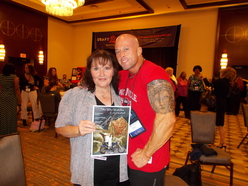 RT 2015 Romantic Times 2015 actor model John Quinlan author writer Roxanna Rose